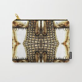 Go Gold Or Go Home Carry-All Pouch