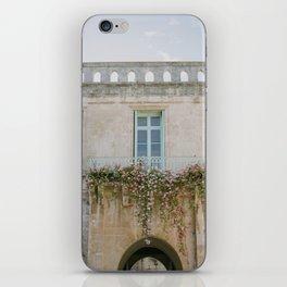 Church of Saint Anne's Gardens - Holy Land Fine Art Photography iPhone Skin