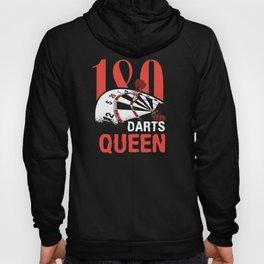Darts 180 Queen Crown Hoody