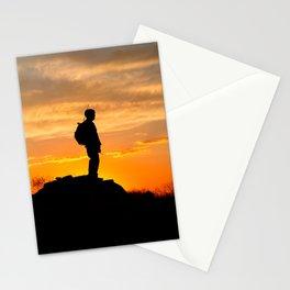 Sapper Sunset Stationery Cards