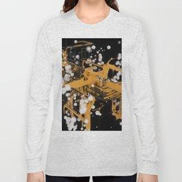 Data Network Long Sleeve T-shirt