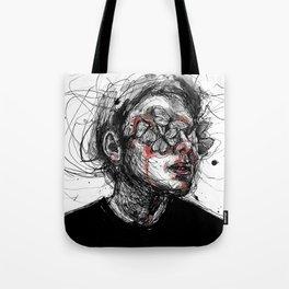 Deep wounds Tote Bag