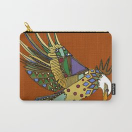 jewel eagle rust Carry-All Pouch