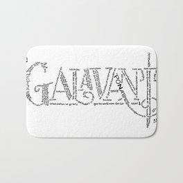 Galavant Fan Lyrics Bath Mat