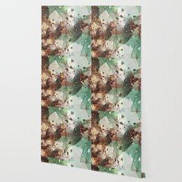 Copper Explosion Wallpaper