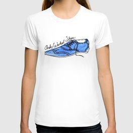Andy W arhol shoe T-shirt