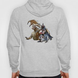 Battling the Dragon Hoody