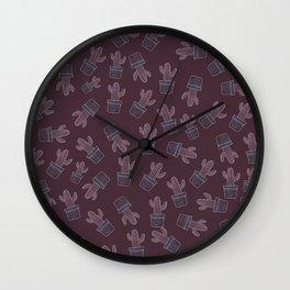Cactus #2 Wall Clock