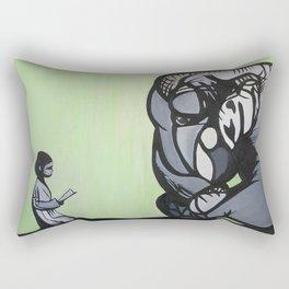 It Is Written Rectangular Pillow