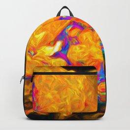 Crystal Castle Backpack