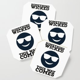 Something Wicked This Way Comes - Badass Shakespeare (Alternative) Coaster