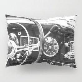 Classic Car Interior Pillow Sham