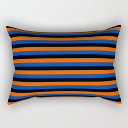 Color Stripe _001 Rectangular Pillow