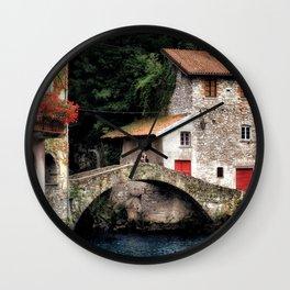 Ponte della Civera Wall Clock