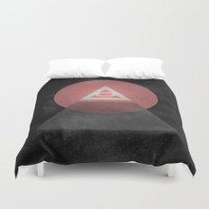 Illuminati Duvet Cover