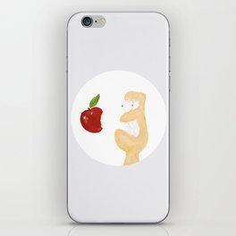 iLove Apple iPhone Skin