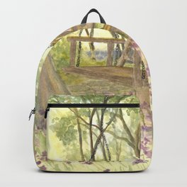 Bedrock Garden Spring on In and Out Pathway Backpack