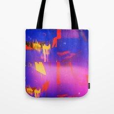 Space Debris Tote Bag