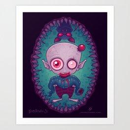 Nosferatu Jr. Art Print