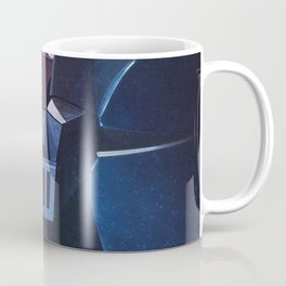 Mazinger Smoke. Coffee Mug