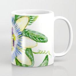 Luscious Passion Flower Coffee Mug