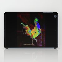 rooster iPad Cases featuring ROOSTER by mimulux