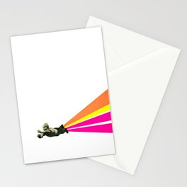 Superhero Stationery Cards