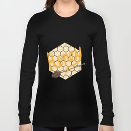 Honey Bee Mine Long Sleeve T-shirt