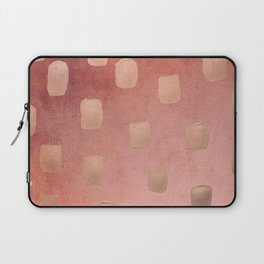 Copper Splotch Laptop Sleeve