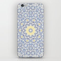 Deep States (Mandala) iPhone & iPod Skin