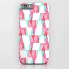 Cheery Triangles Slim Case iPhone 6s
