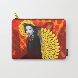 Supermodel Penelope 1 - Supermodels of the Sixties Series Carry-All Pouch