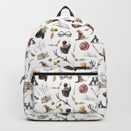 HP Pattern Backpack