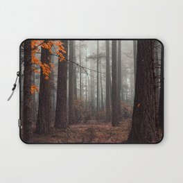 Within the Ominous Trees Laptop Sleeve