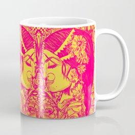 Queen Orange Coffee Mug