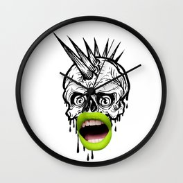 Wh#t? Wall Clock