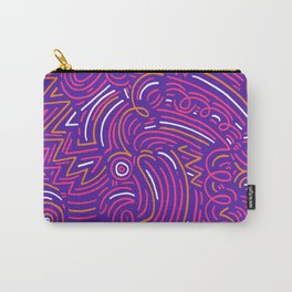 squiggle wiggles 003 Carry-All Pouch