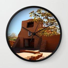 San Miguel Chapel Wall Clock