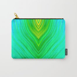 stripes wave pattern 3 sm60 Carry-All Pouch
