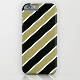TEAM COLORS ONE iPhone Case