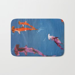 Hammer Heads Bath Mat