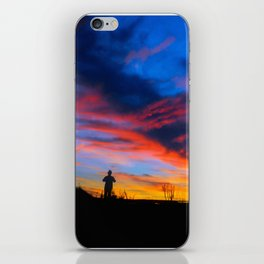 afterglow iPhone Skin