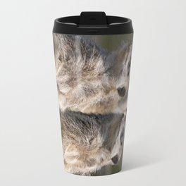 Meerkats on Guard Travel Mug
