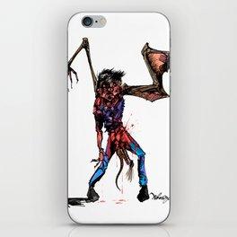 Zombie iPhone Skin