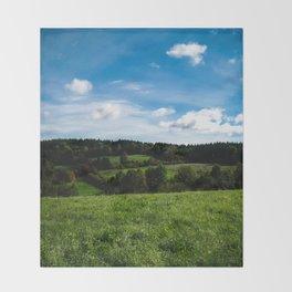 Meadow Throw Blanket