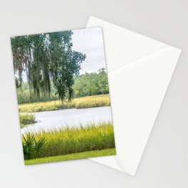By the Bayou Stationery Cards