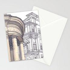 SANTA MARIA DELLA PACE, Rome Travel Sketch by Frank-Joseph Stationery Cards