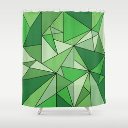 Greenup Shower Curtain