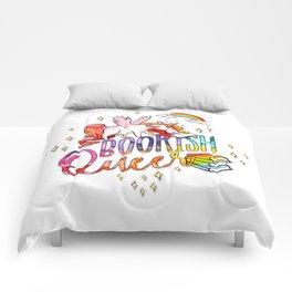 Bookish Queer Comforters