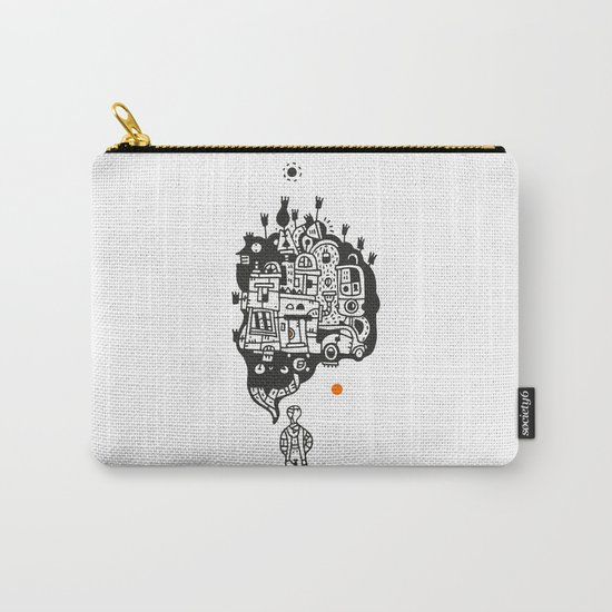 not Logical II Carry-All Pouch